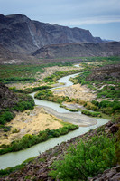 Rio Grande River, Big Bend Ranch State Park, Texas