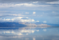Fremont Island, Great Salt Lake, Utah
