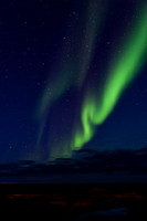 Northern Lights, Kaktovik, Alaska
