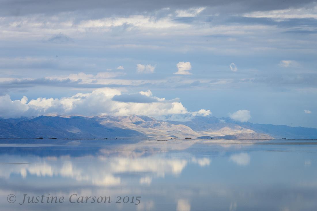 Fremont Island, Great Salt Lake, Utah