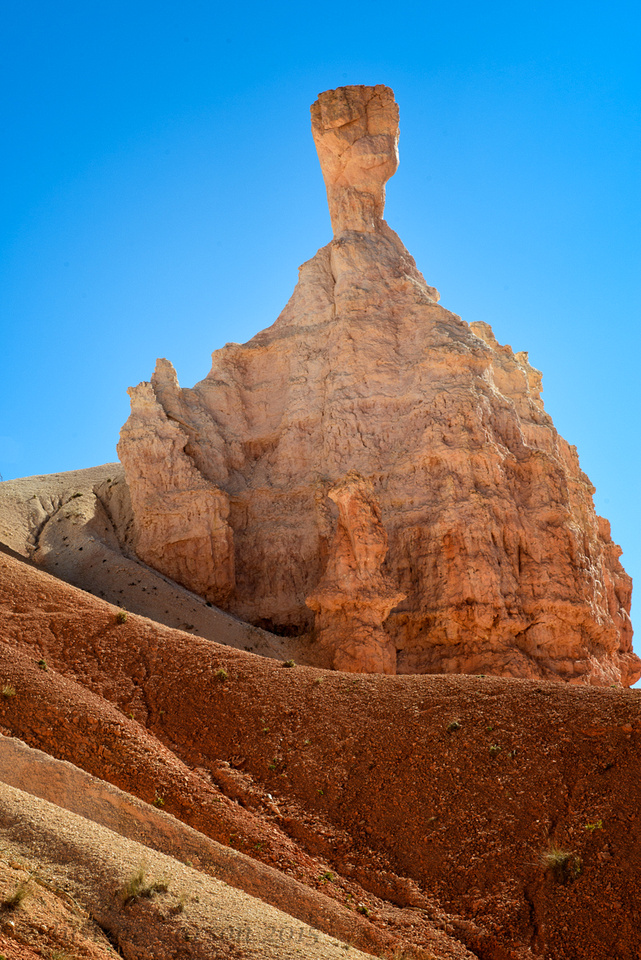 Hoodoo, Bryce Canyon