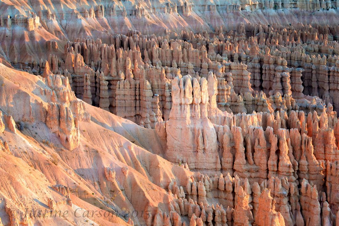 Silent City, Bryce Canyon