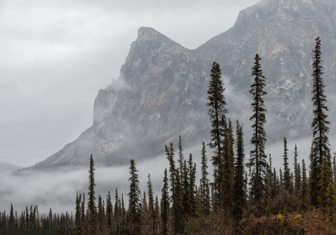 Mount Sukakpak, from the Dalton Highway