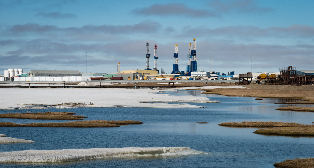 Prudhoe Bay, Alaska