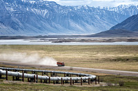 Trans-Alaska Pipeline and the Dalton Highway